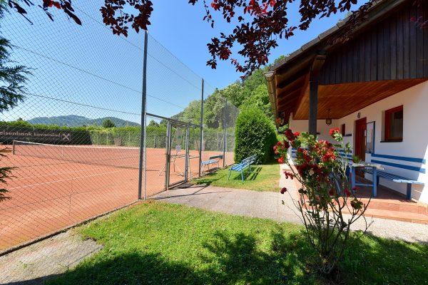 Lavamünd - Freizeitzentrum - Tennis