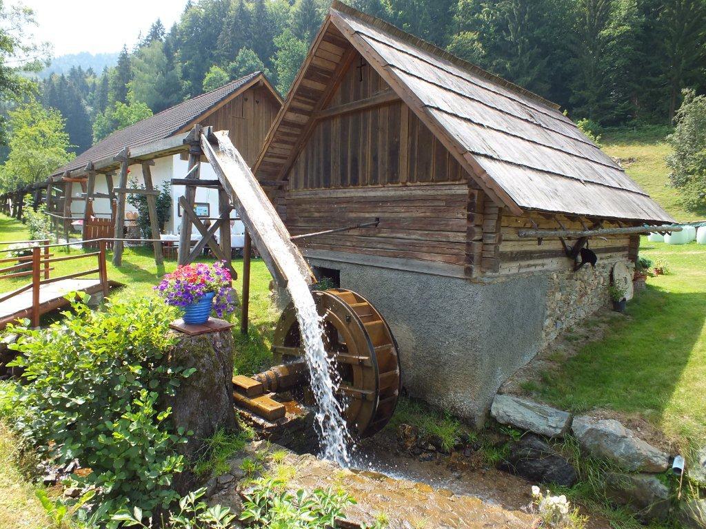 Bauernmuseum Patek Mühle