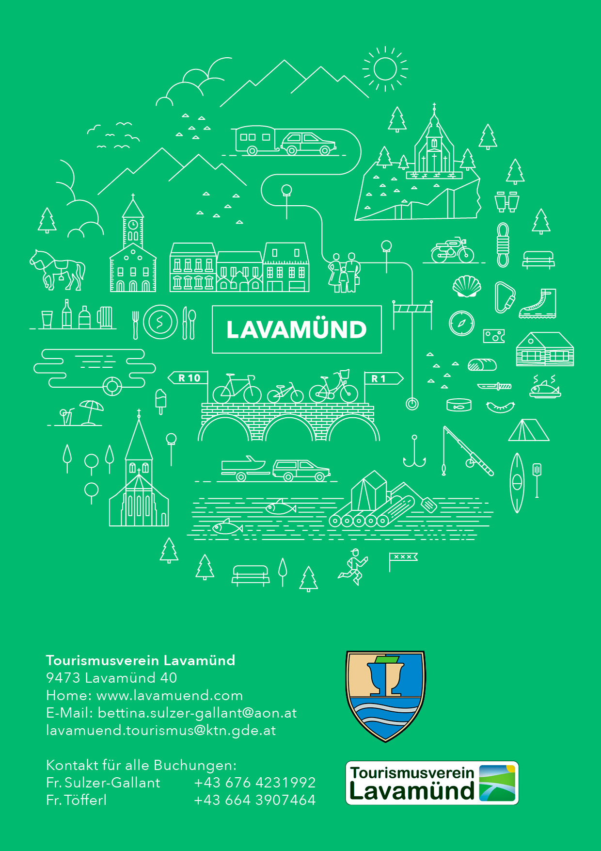 Lavamünd Flyer - 1