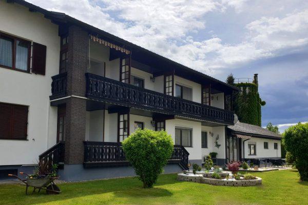 Gästehaus Rettl - Außenansicht